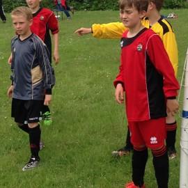 Pant y Rhedyn Football Challenge