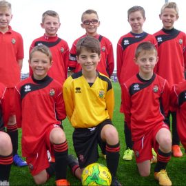 Urdd Football Competition