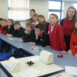 Ysgol John Bright Science Day