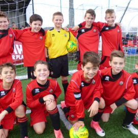 Urdd Football Competition Oct 17